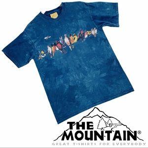 Vintage The Mountain Birds Teeshirt